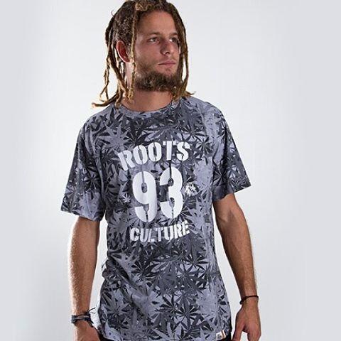Camiseta QIX Roots Print - Hemp Disponível em lojas de todo Brasil e também em nossa loja virtual #qix #roots #hemp