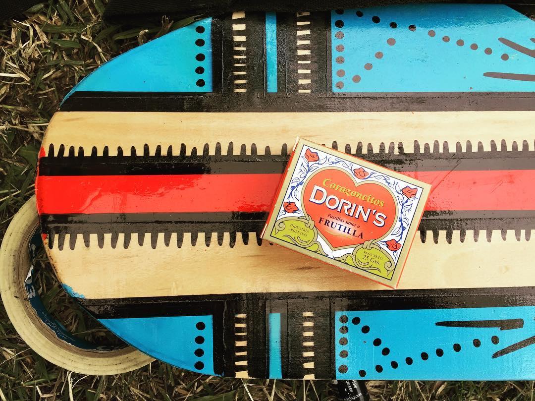 #dorins #deslizate se hicieron amigos!
