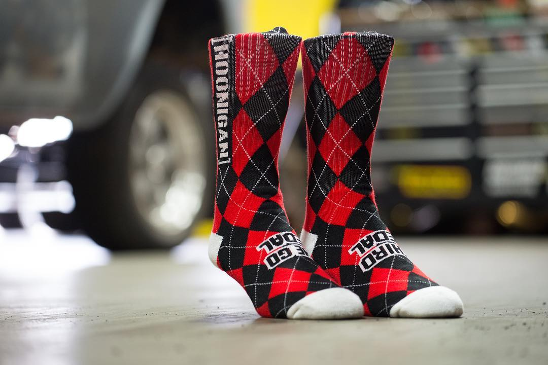 Hot off the buffet line are our all-new Cousin Eddie socks.  Available now on #hooniganDOTcom.