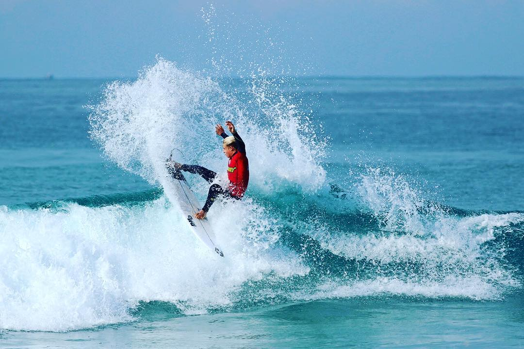 Congrats to @ethan_ewing on being crowned the 2016 @wsl Australasia Pro Junior Champion over the weekend. Photo: @ethdogsmith