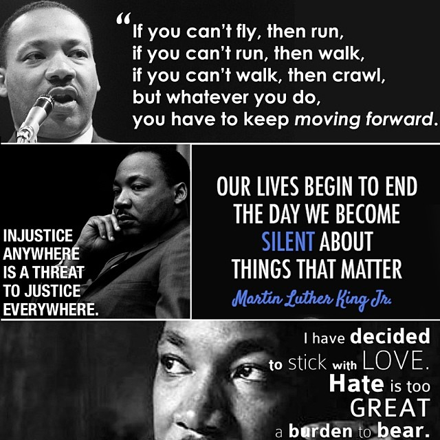 Truth. #MLK