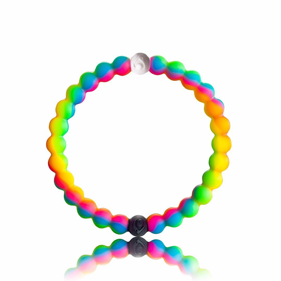 Introducing: the limited-edition Neon Lokai, in support of Make-A-Wish.  The Neon Lokai is a bright reminder of the hope, strength and joy a wish can bring to kids battling life-threatening illnesses.  For each limited-edition Neon Lokai sold between...