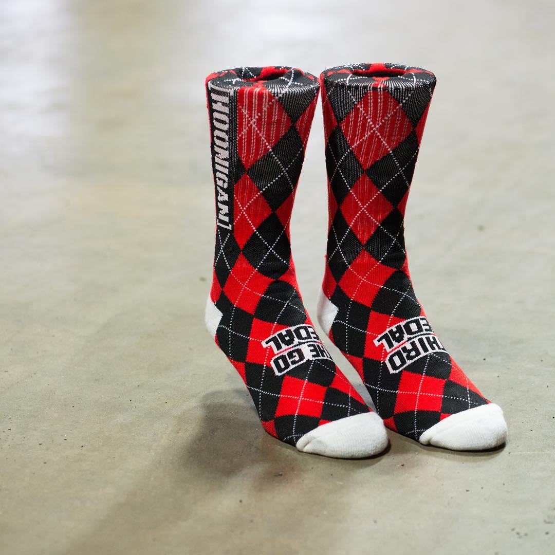 In case you forget what you got those feet for our brand new Cousin Eddie socks come through with the reminder, third pedal and go pedal. NEW GEAR AVAILABLE NOW! Log in and check out the Fresh Baked section for our newest, not yet released stuff!...