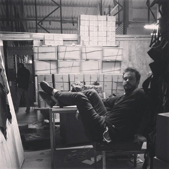 #piran #coworking  @posco en un viernes #creativo, @sachamuebles con nuevas #instalaciones  Acá, #mafia!