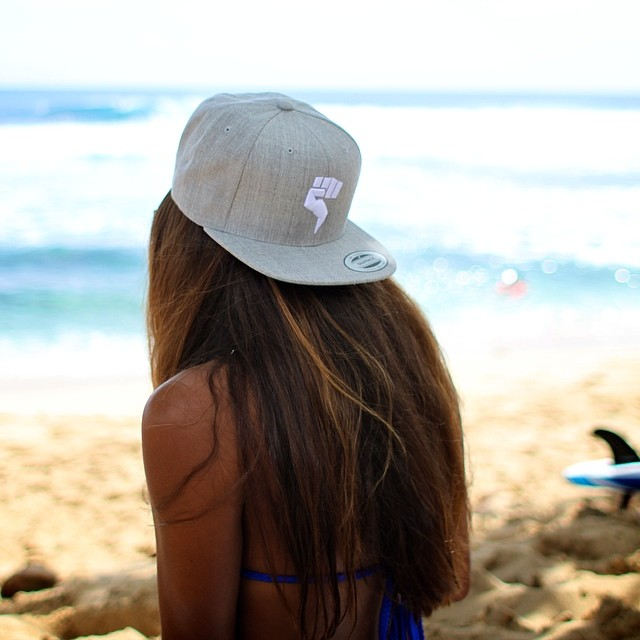 While our shorts keep you comfortable in the water, our hats keep you shaded on land. #hawaii #surf