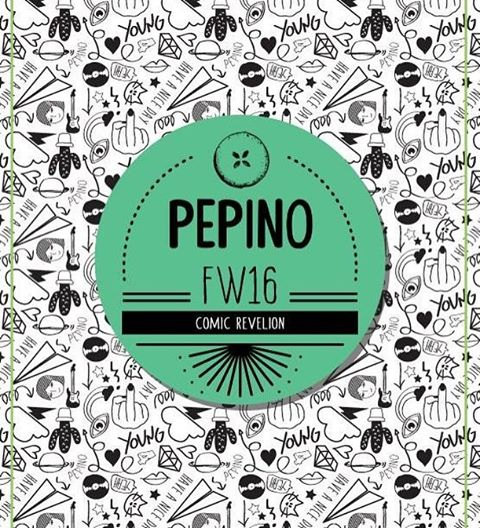 Lo nuevo a punto de llegar!!! NO TE LO PIERDAS! #Pepino #FW16 #nuevo #adelanto #comic #coleccioninvierno