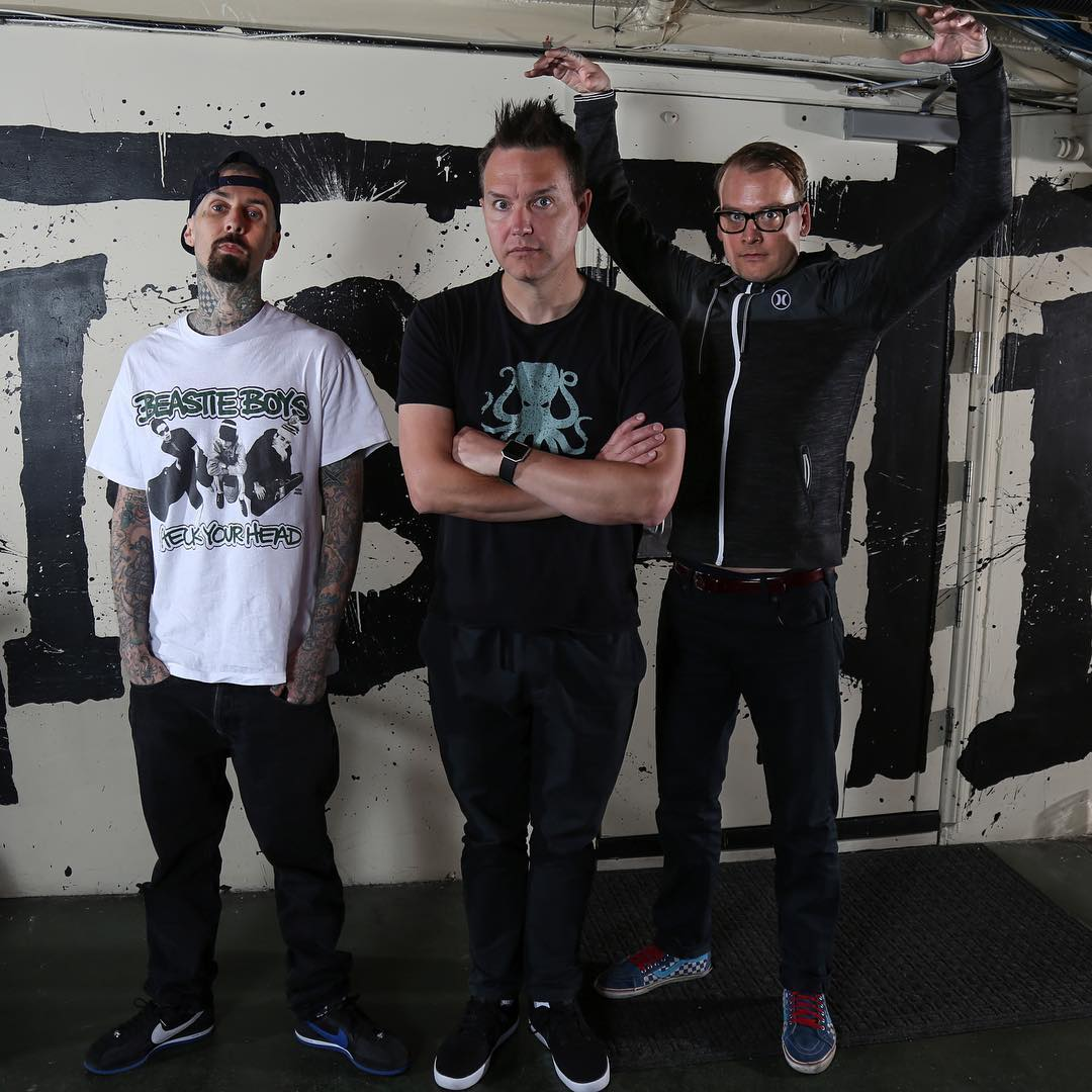 @blink182 is back.  They're gonna rock #XGames Austin in June!  Click the link on our profile page to check 'em out.