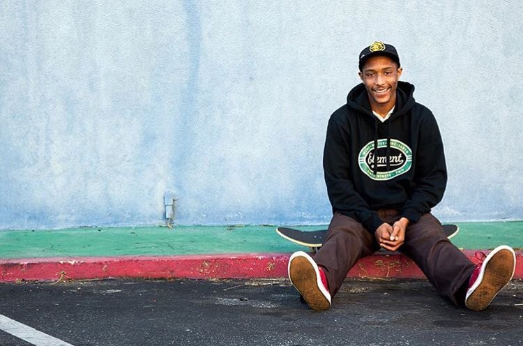@domowaka all smiles with his new interview in the latest @thrashermag >>>