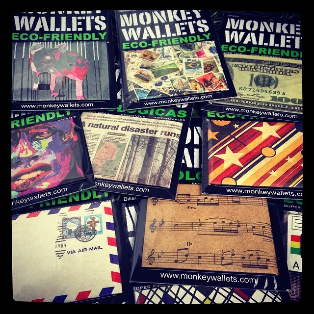 #new #models #monkeywallets @monkeywallets #tyvek #wallets