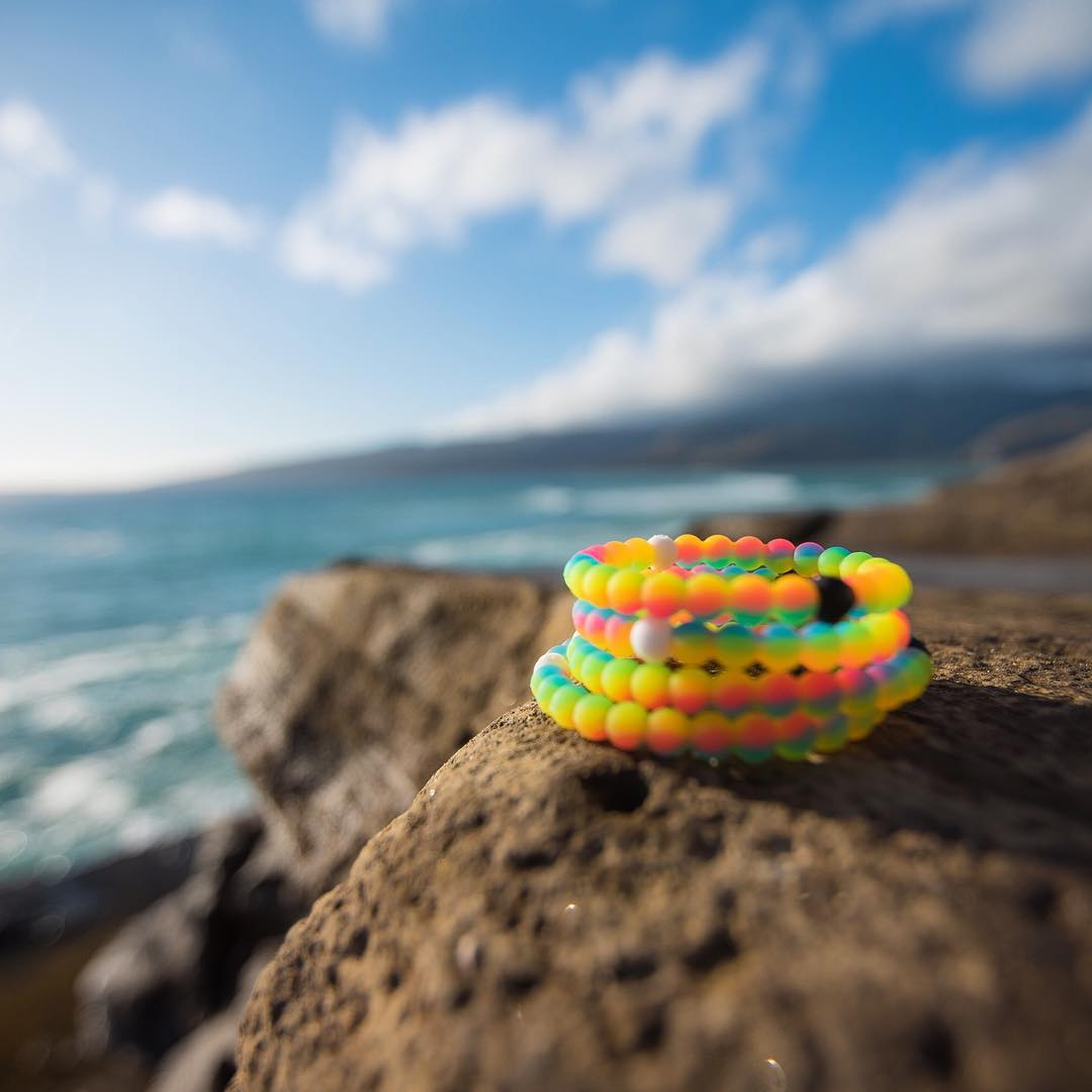 Quad goals #neonwish #livelokai  Thanks @amirzakeri
