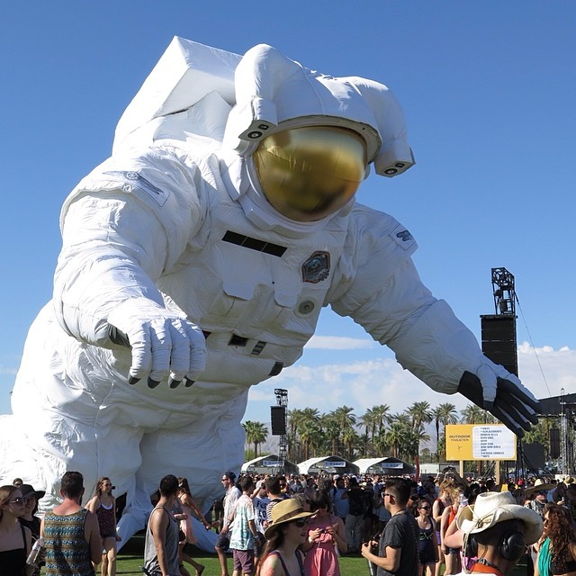 Felix? What are you doing at #coachella?