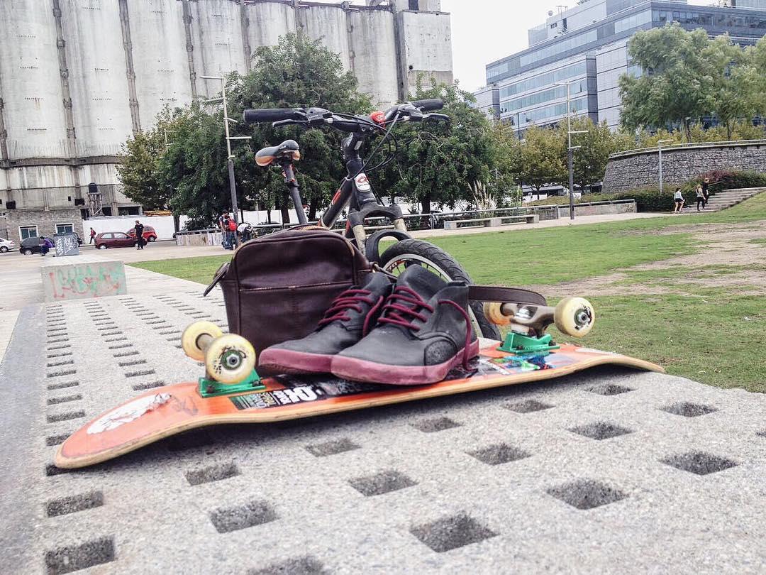 Kit @nashprosty Skateboarding >> Classic Mid Nash