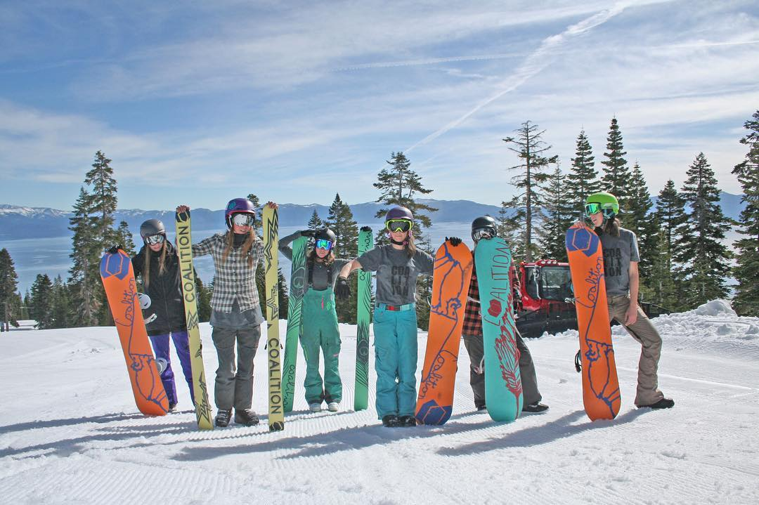 What do your spring days look like?  50% off this week! 60% next week! Everything on our website!  Use TAKE50 at checkout to get the benefits.  #sisterhoodofshred #springskiing #skilikeagirl #skis #snowboard #california #tahoe