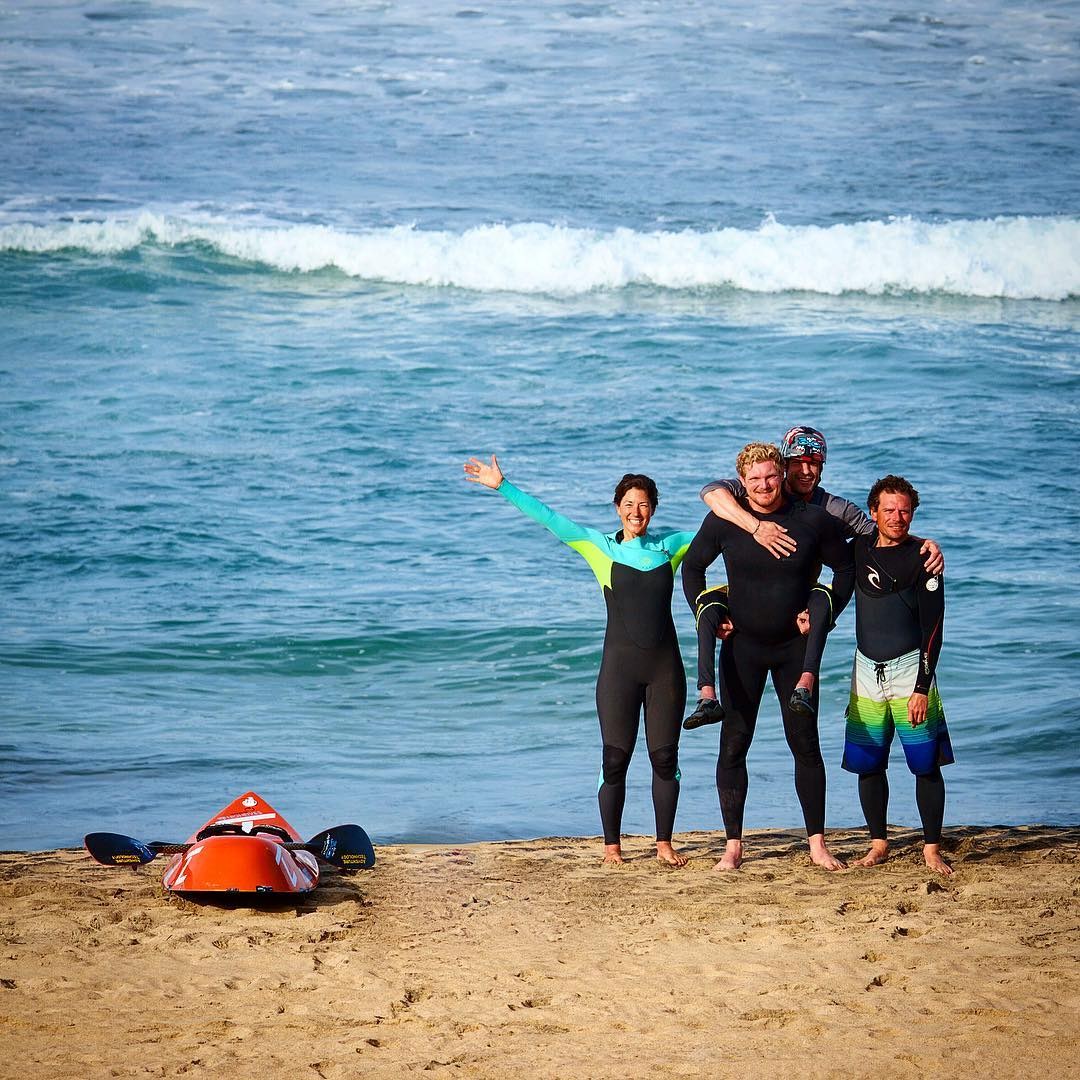 #DayDreamin about friends, waves, great music, unreal #FishTacos and #MadLuvSurfSafari magic down in #Baja #Mexico... Photo: @shawnakorgan | Amigos: @anotherstoyadventure, @t_nardi, #JoshBonas | Gratitude: @showmecables, @cindylynch2530, @leecoulter,...