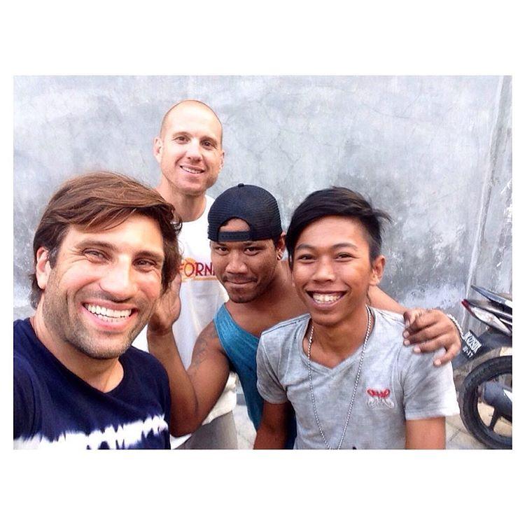 Selfie time at the Indo workshop!