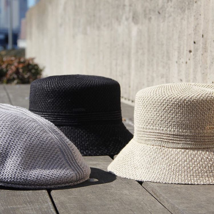 Introducing the Ridge Collection #kangol Now available online. Link in bio