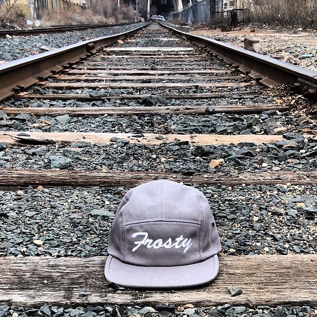 www.frostyheadwear.com #frostyheadwear #5panel