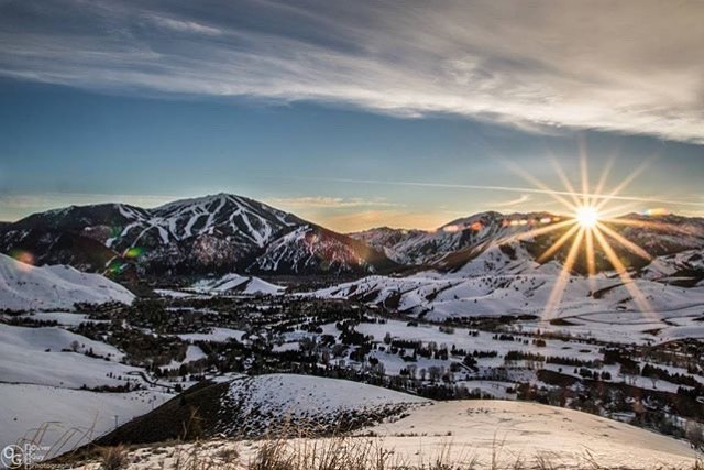 Being based in Sun Valley is just awful....