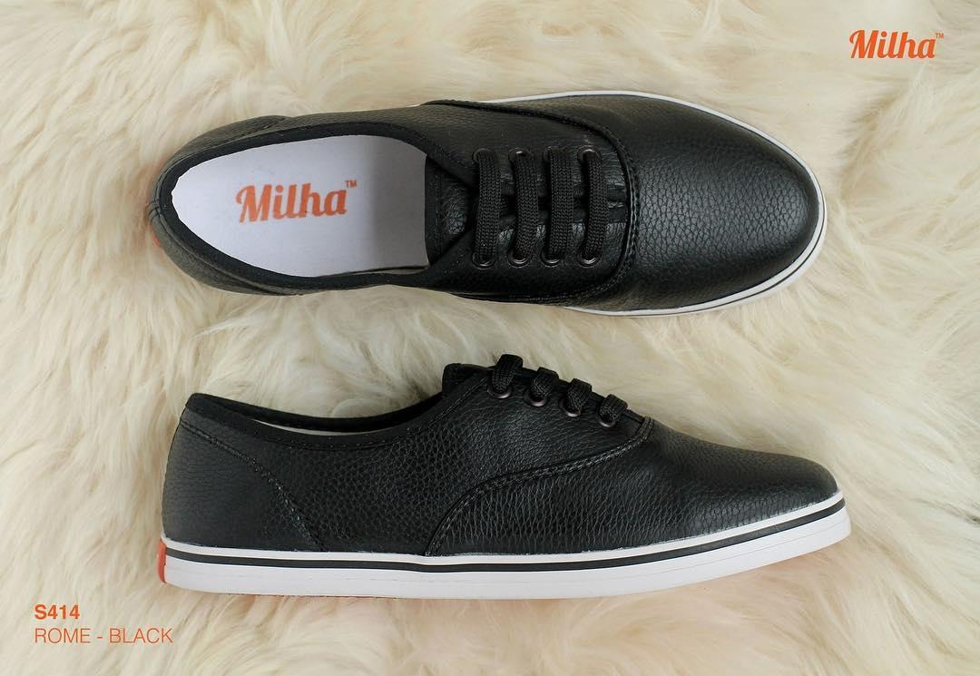 AW16: Milha Rome Black!!! www.milha.com.ar #milha #milhaAW16