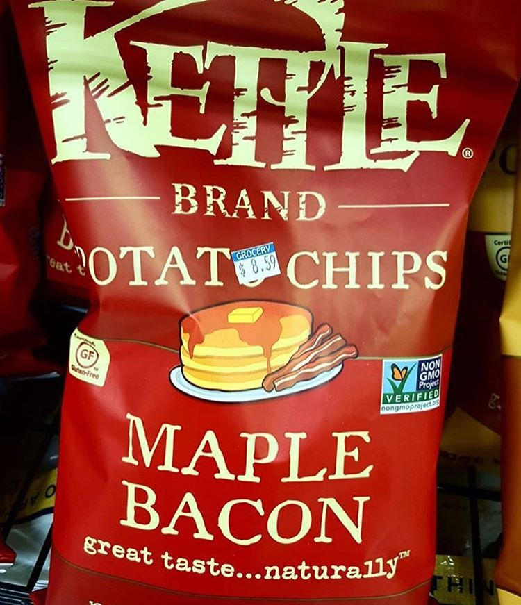 Is this #real #life? #bacon #stuffthisinyourkayak