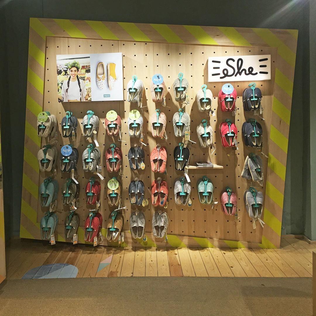 Así es nuestra Flagship Store en Barcelona, que tul?