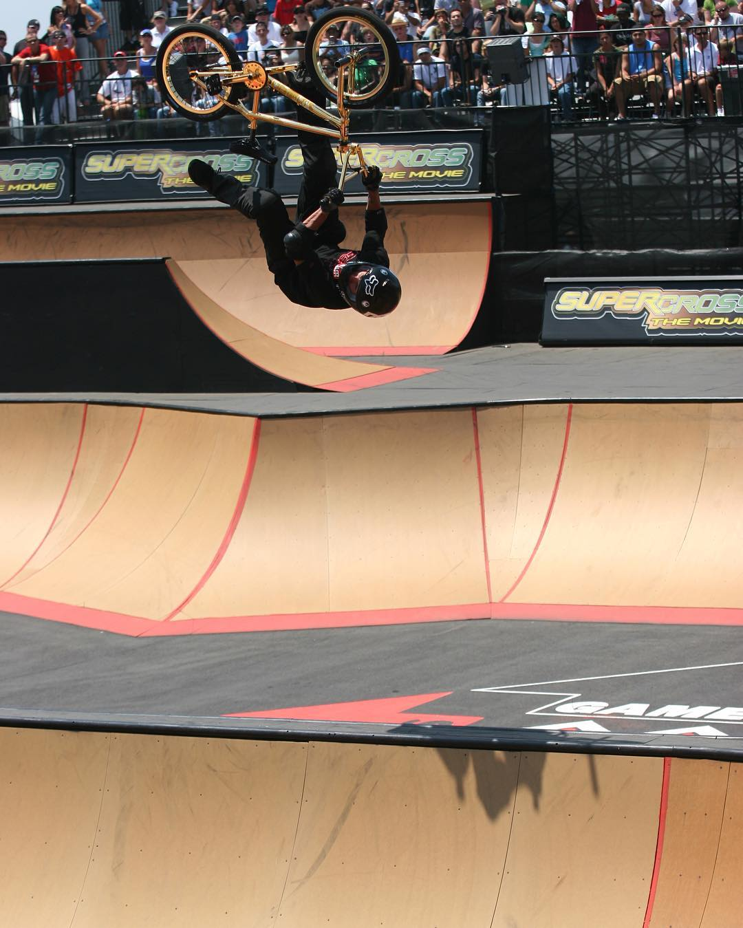 We are excited to host a BMX Park Best Trick competition that will honor the legacy of Dave Mirra at #XGames Austin on Sat., June 4!  The winner will earn a gold pedals trophy.  Click the link on our profile page for more info!