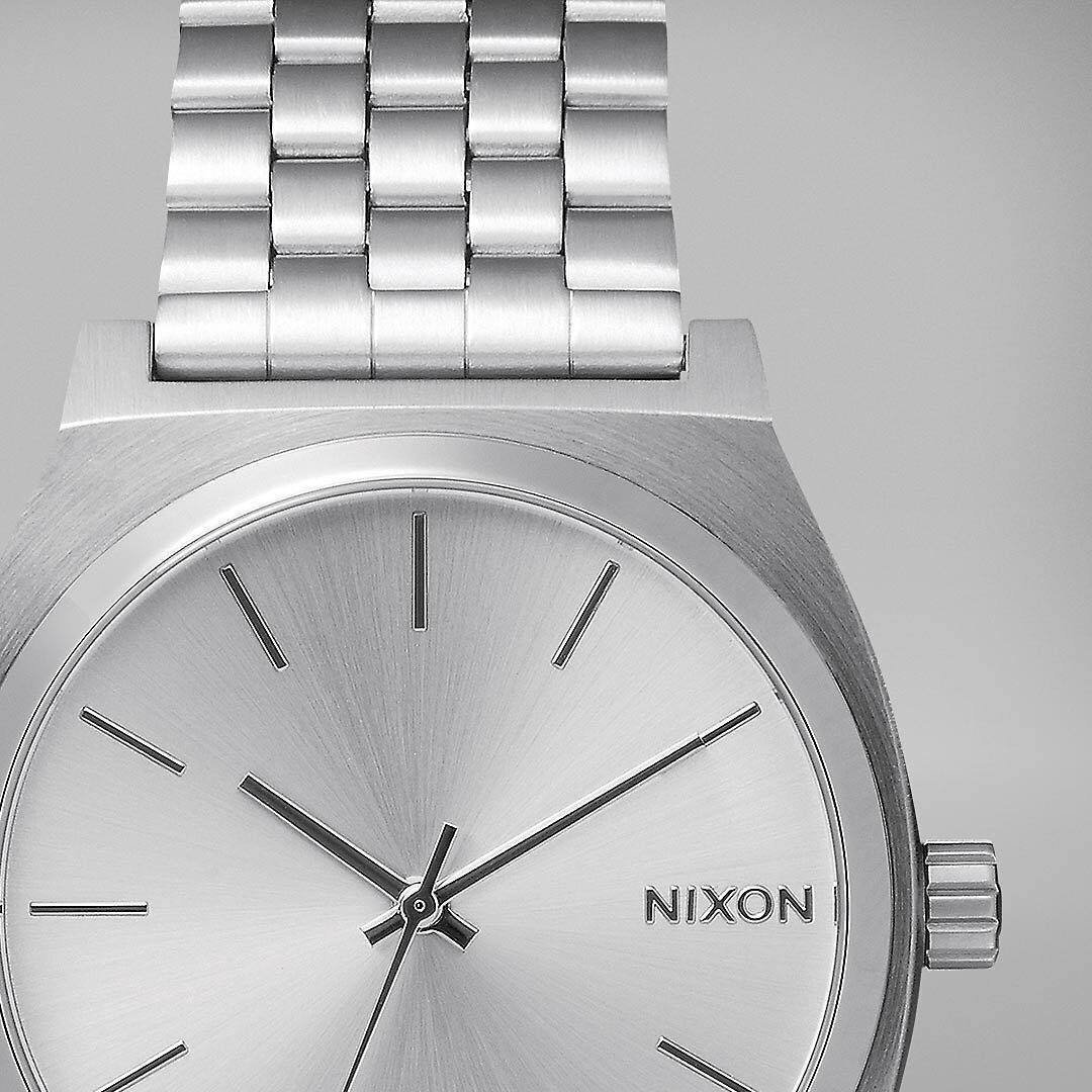 A Nixon original and one of our all time favorites, the #TimeTeller. #Nixon