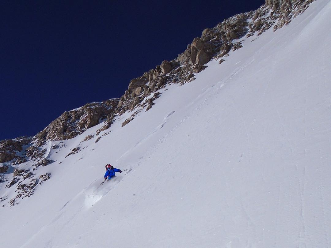 Expeditions often have the opportunity for incredible #adventure aside from your primary goal. On #Denali, one of our bonus adventures was #skiing a line called Rescue Gully in amazing #snow conditions. It was a steep, big, fun descent that helped us...