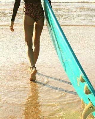Gone surfing #katwai #surfsuit #travel #explore #findyourwave