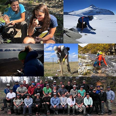 Happy #citizenscienceday!  The work we do would not be possible without the hard work of our incredible #adventurescientists and the organizations who partner with and support us. Thank you all so much!  #adventurewithpurpose #dreamteam  @kleankanteen...