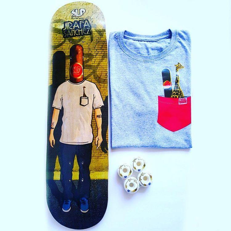 La Trifecta de @jirafasanchez , deluxe ! Disponible en nuestra web www.slpdist.com ó #skateshop amigo.  Sí, envíos a todo el país.  #trifecta #skateboarding #skateproducts #slp #slpskateboards #tablas #ruedas #remeras