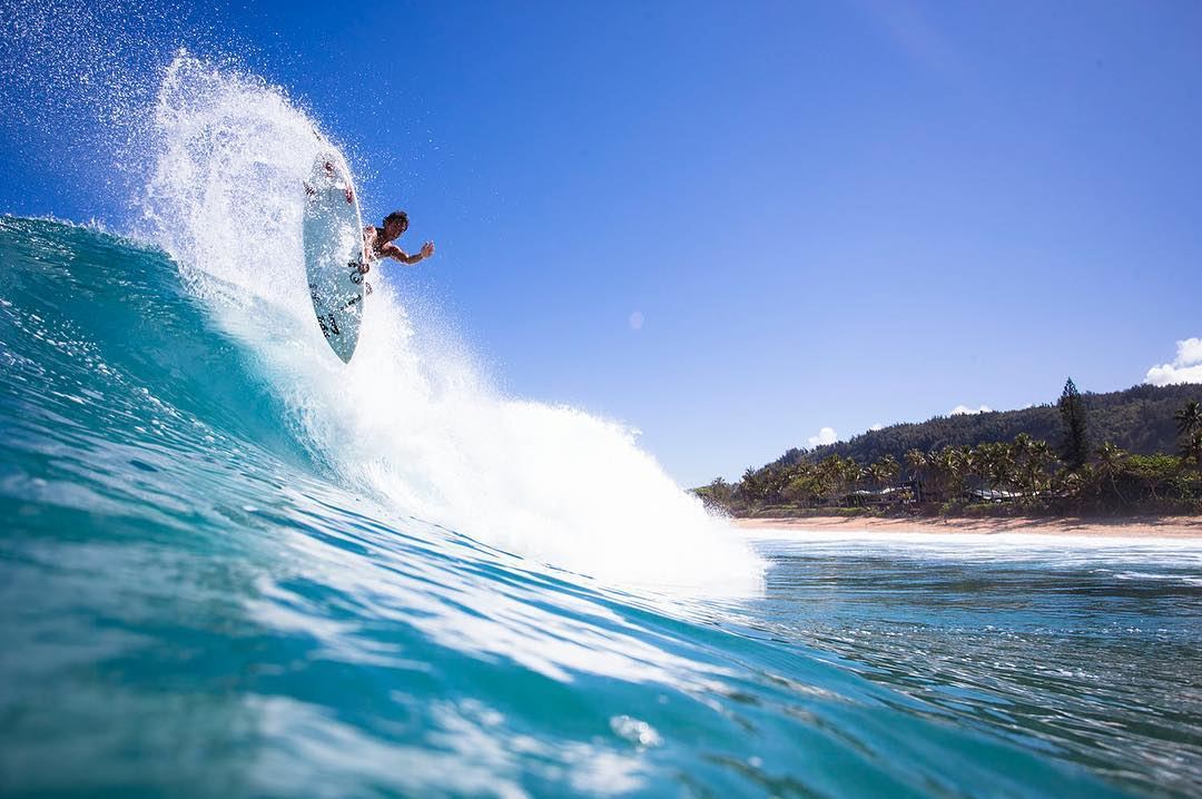 @sethmoniz going vertical. #lifesbetterinboardshorts