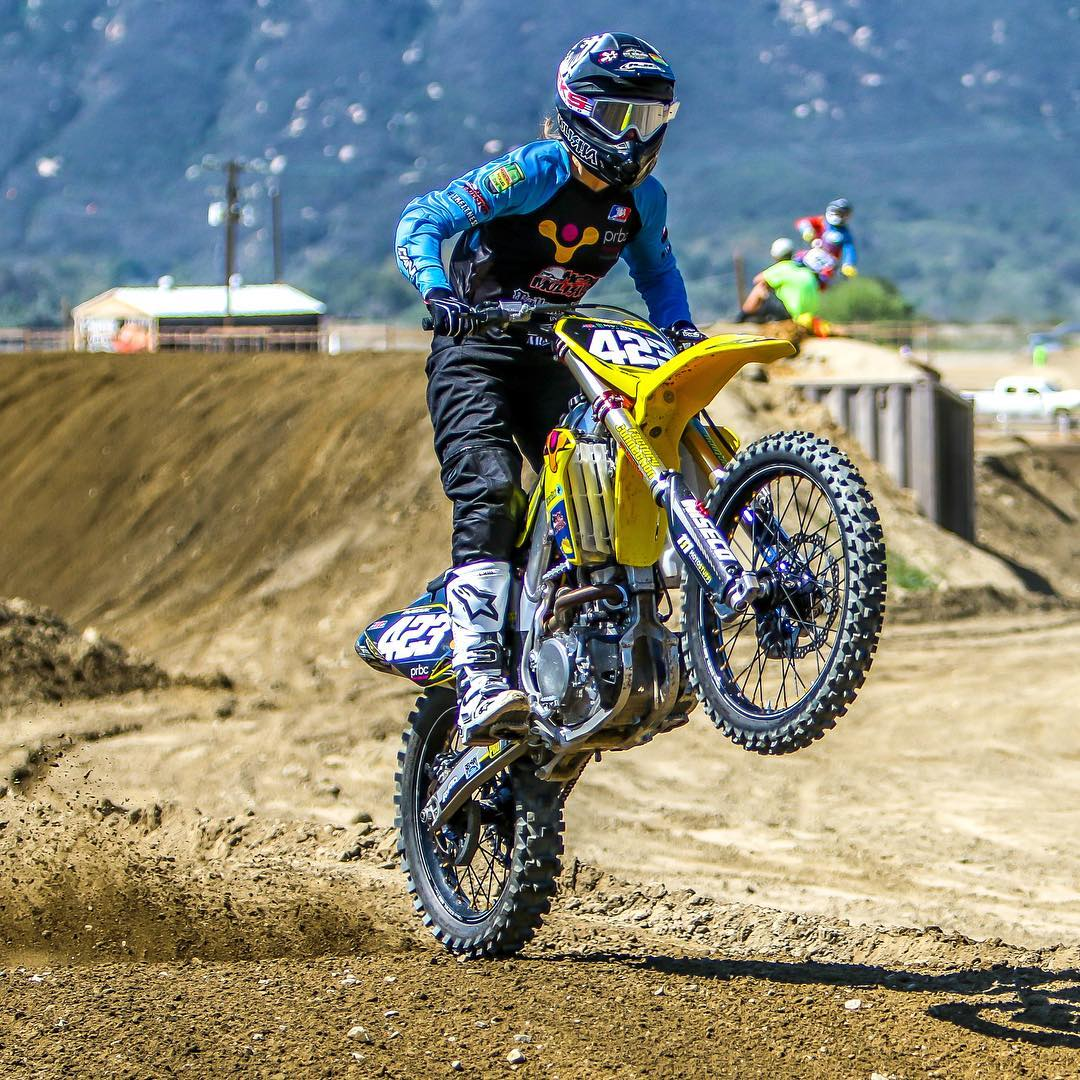 Stoked to see @VGolden423 back riding @SupercrossLIVE today
