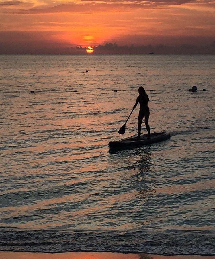 Sunset-ing...