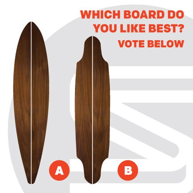 Oops. Uploaded the wrong shape!  Vote below on your favorite shape and we will randomly pick someone who comments to get a free Salemtown Boatd Co snap back.  Go vote!