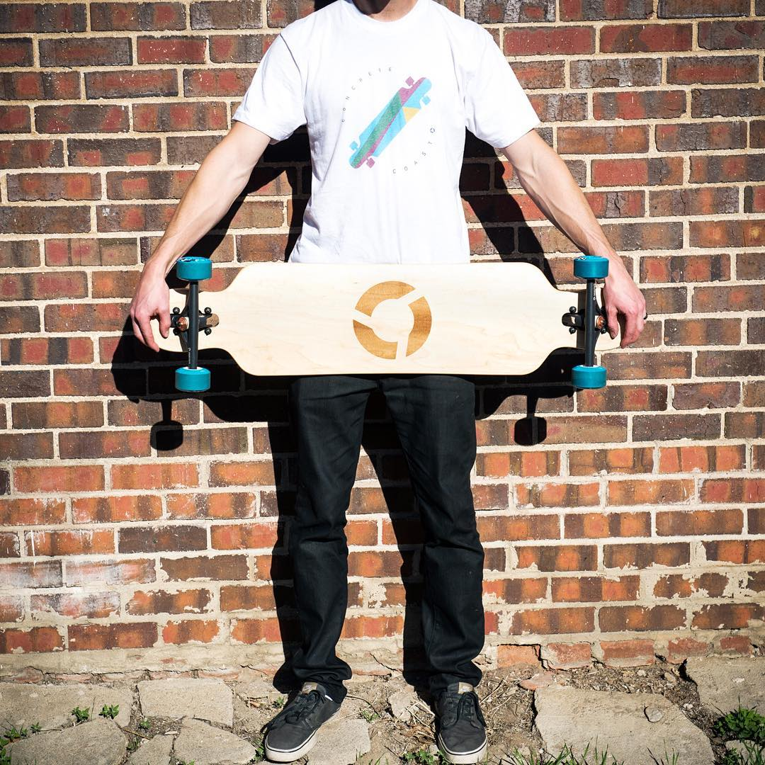 We partnered up with @boardlifeusa to give away this sweet longboard and t-shirt.  Enter via link in profile! #boardlife #longboarding #longboard #giveaway #winthis #sweepstakes #sweeps #contest #competition #freestuff  #skateboardingisfun #skateboards