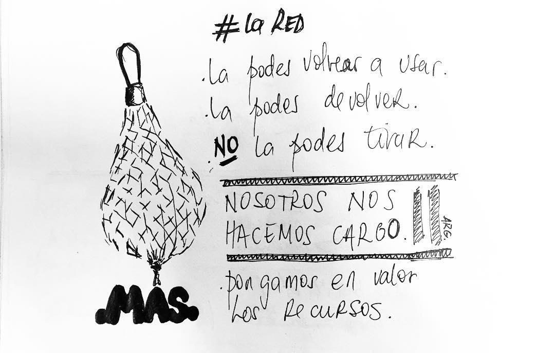 Nosotros nos hacemos cargo #mas #lared