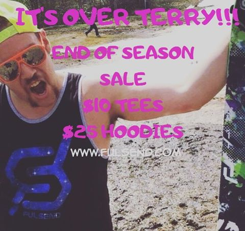 $10 tees & $25 Hoodies!!! End Of Season Sale!!! #skiing #snowboarding #sale #spring #springskiing #mountsnow #killington #ditchpanther #endofseason #summer #wakeboarding