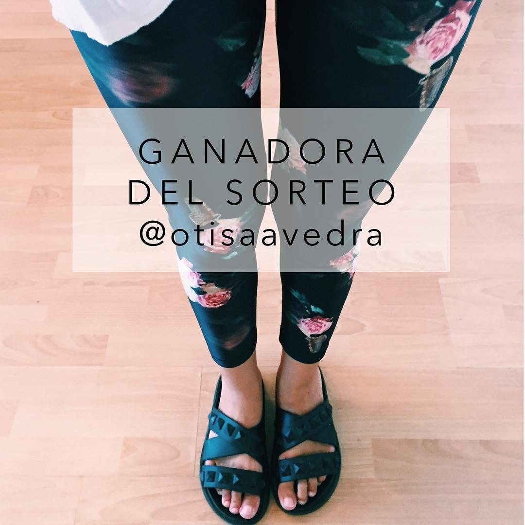 Felicitaciones @otisaavedra ⚡️ Te ganaste una legging a elección!! Hablanos por privado para coordinar la entrega de tu premio