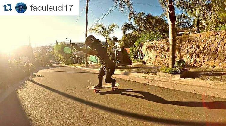Desde #CORDOBA, Facu también se copó y su subió su foto con el hashtag #ANDARXANDAR ¡Estamos esperando la TUYA!  #Repost @faculeuci17 ・・・ Back en panorama con un dia bien soleado #longboard #long #skateboarding #freeride #andarxandar
