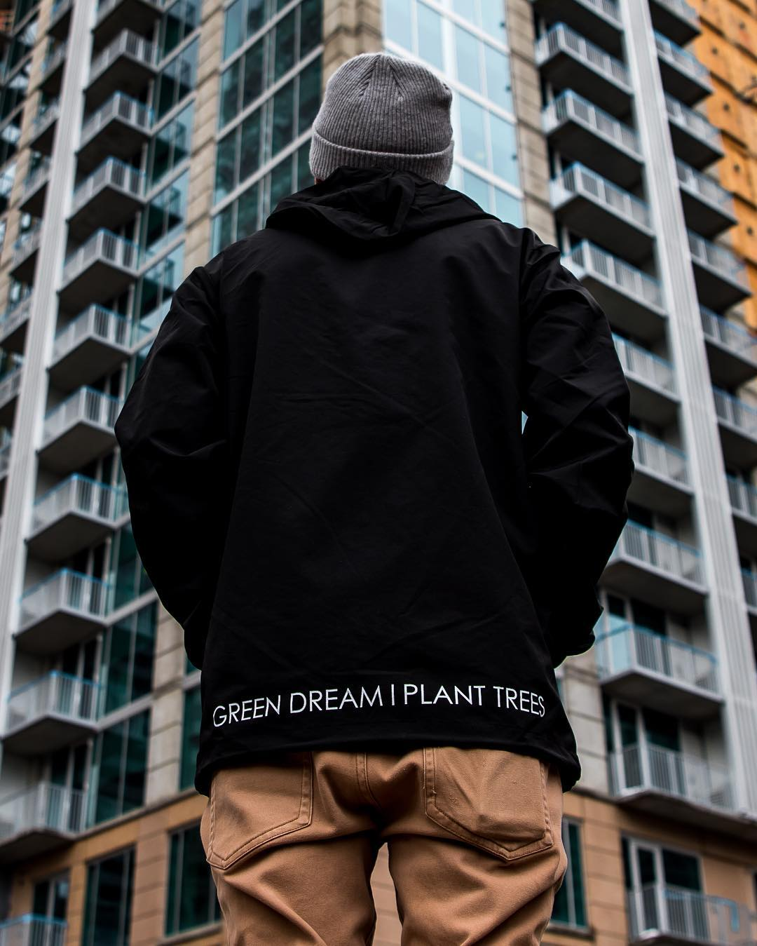 friends and loved ones, the time has come to move on up. on earth day we begin to plant 10 trees for every article of clothing sold. the goal at the pop up shop this friday is to collectively plant 10,000 trees.  post a favorite photo with your green...