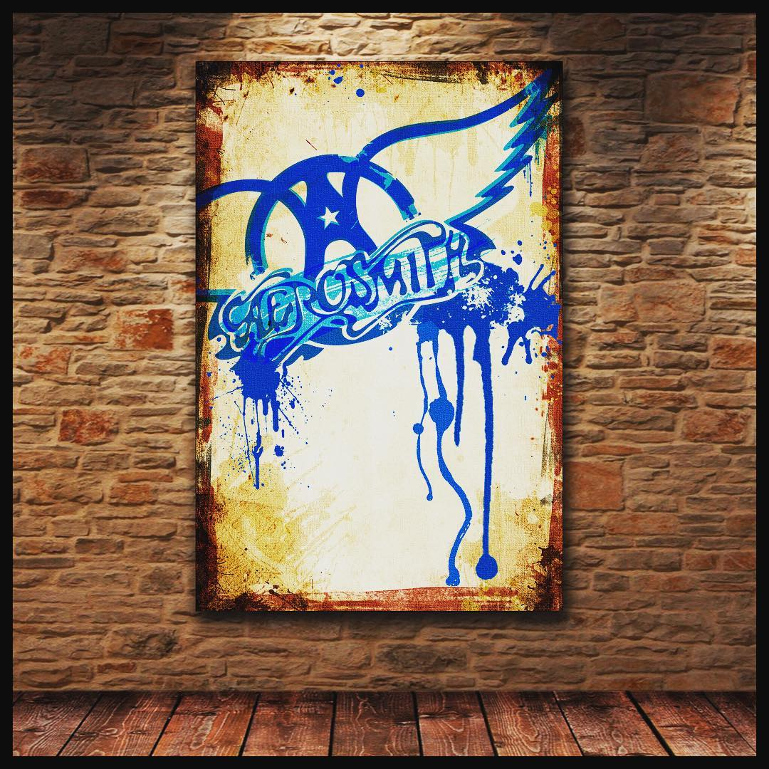 #chilimango #music #rocknroll #rock #musica #aerosmith #steventyler #art #arte #cuadro