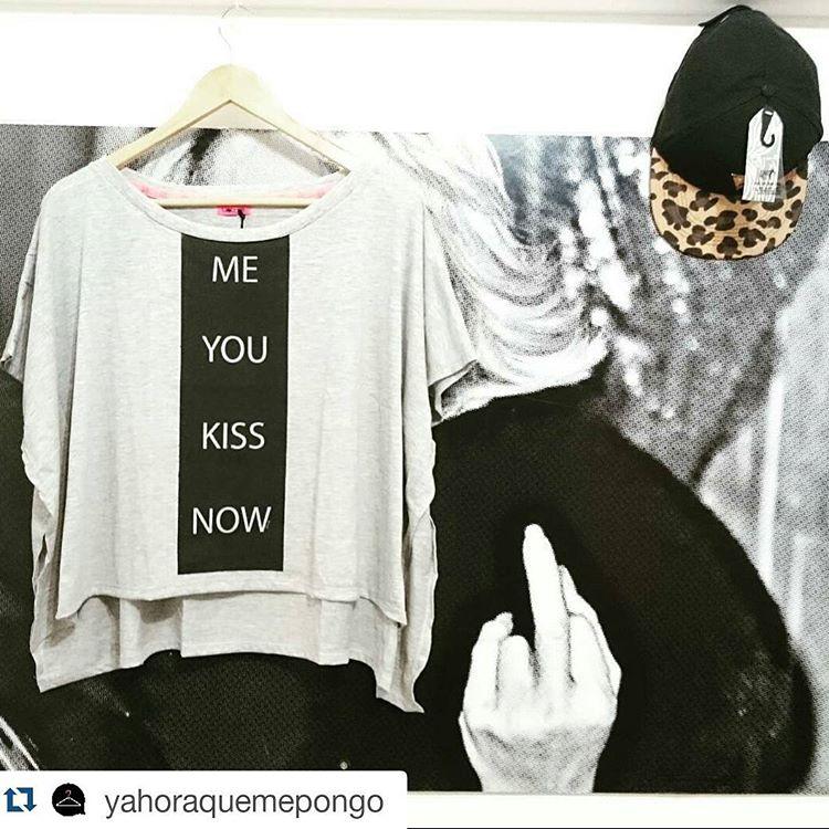 @yahoraquemepongo armó su look  #actitudfight y vos?