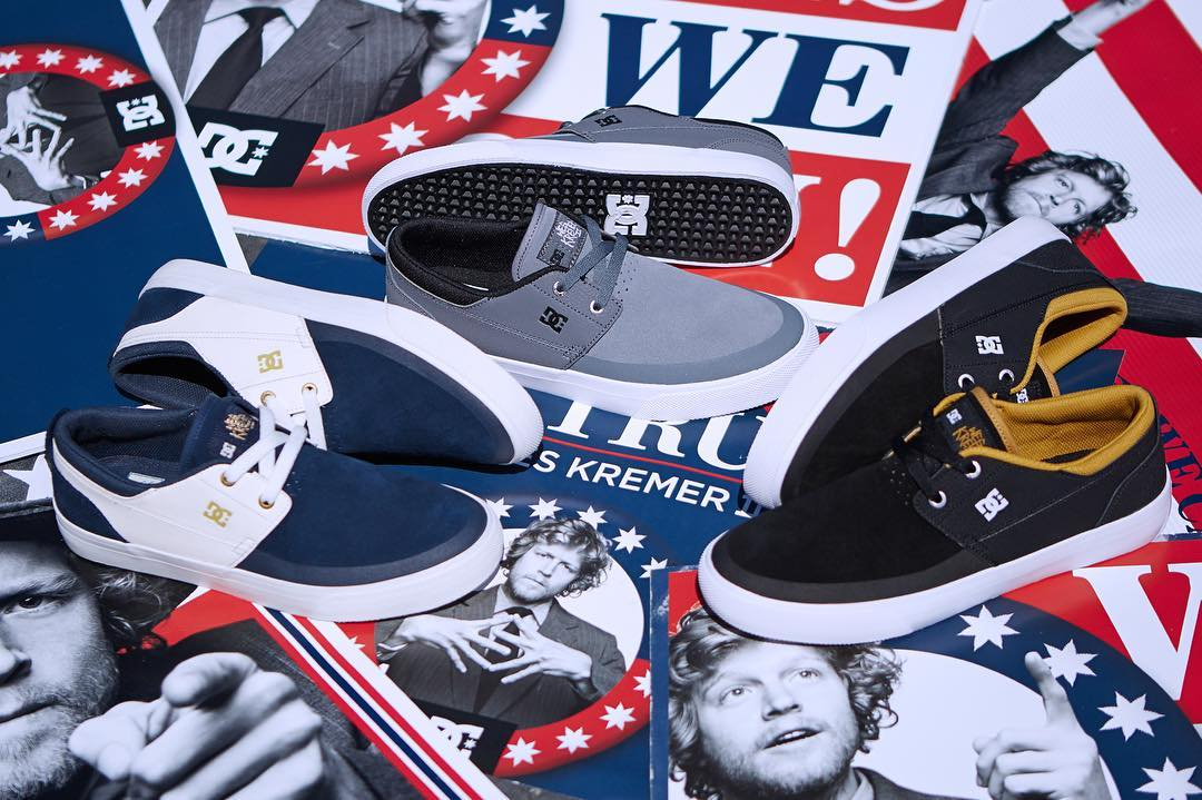 With 3 strong candidates in the running, which color of the Wes Kremer 2 gets your vote? Tell us your choice below and support the Wes We Can movement at: DCshoes.com/WesKremer2 #dcshoes #weskremer #weswecan