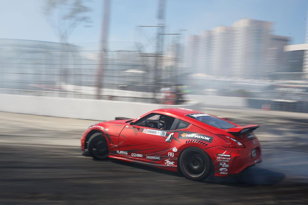 Throwback Tuesday to @geoffstoneback at FD Long Beach. Thanks for the snap, @larry_chen_foto!
