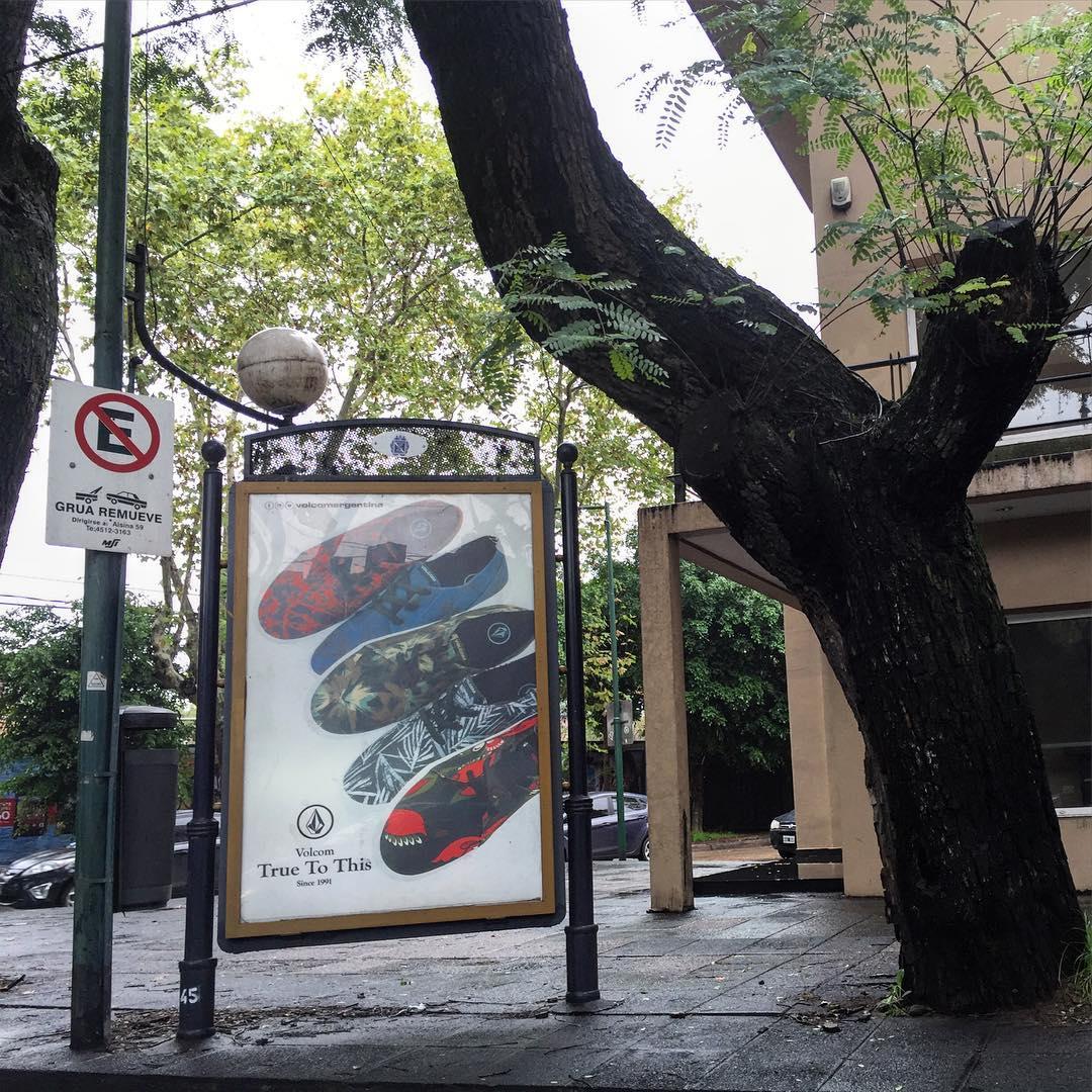 #LoFi en las@calles@de Buenos Aires #volcomfootwear #AW16 #truetothis