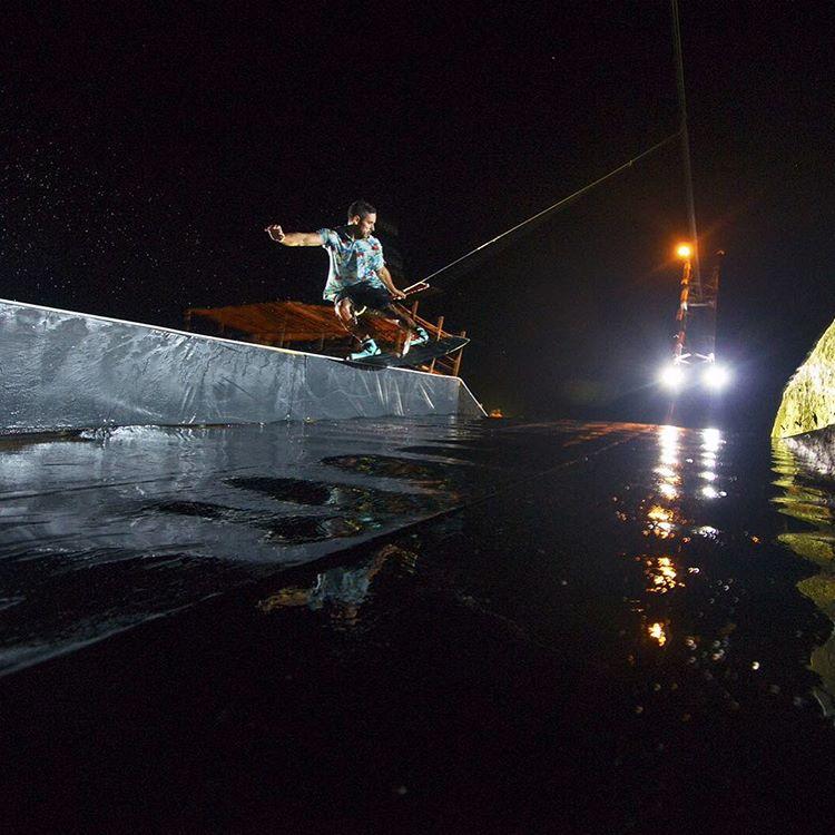 @gonzalezluc Recorriendo los parques de Wakeboard que existen en nuestra país. @renton_wakeboardingcomplex #lifeiswow #ridewow
