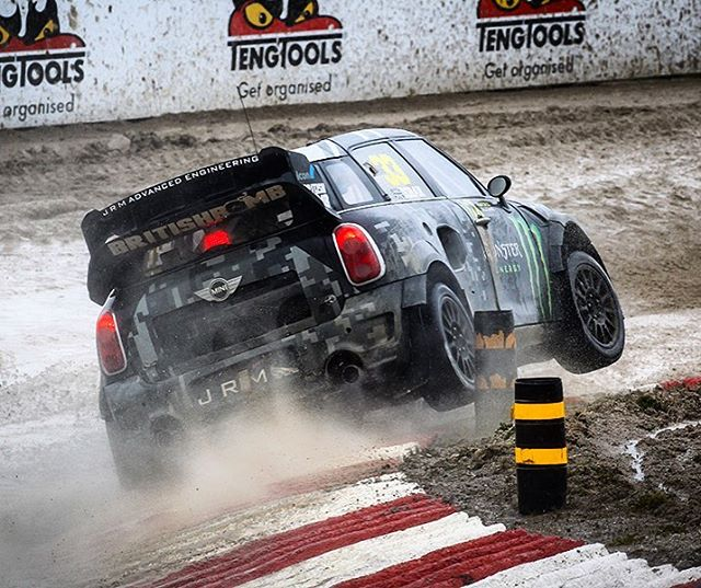 Had so much fun driving the Mini RX again, it was a dream to drive in the savage wet conditions Portugal gave us in this picture as well as the dry conditions we had on the following day. Can't wait to get into the car testing the brand new 2.0l engine...