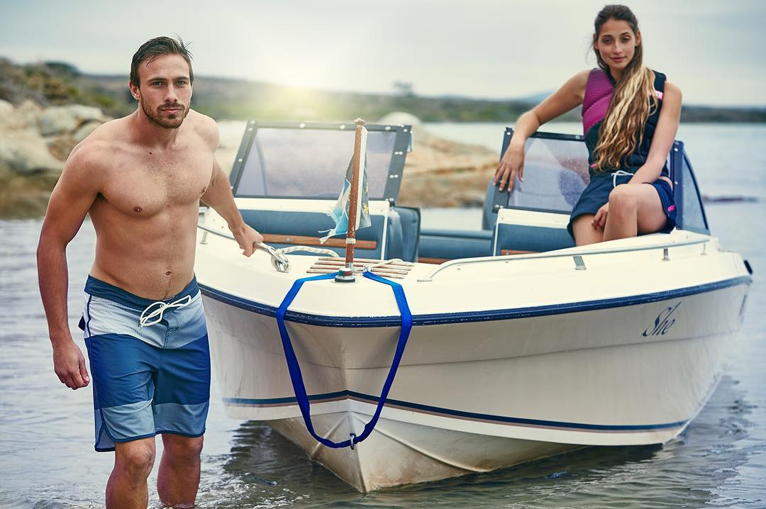 Inspired by our water-loving mentality, we think essentials like boardshorts should be as strong as you. They prove being functional doesn't mean you can't be fashionable