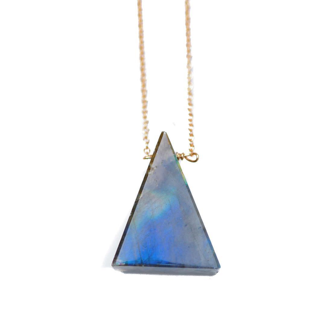 You are a bright shining star. For real.  Today is such a great day to make some moves and get inspired. Take a short one and enjoy your gifts and be with nature.  Fresh new colors online for your crystal visions.  #labradorite #capecod #makersmovement...